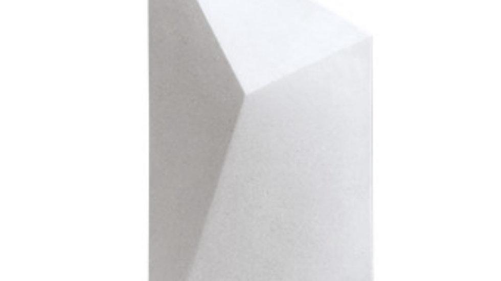 Revestimentos de parede cimentícios 3D Trapézio