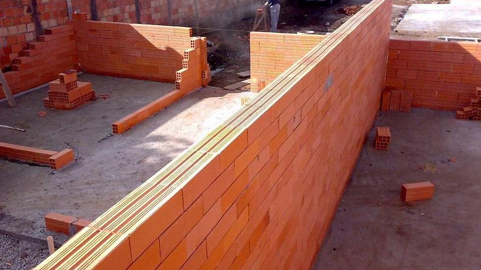 Barrica de argamassa polimérica para assentamento blocos e tijolos 40 kg