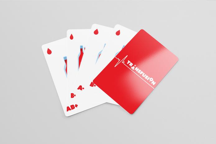 Back of Blood Cards