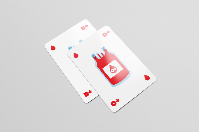 Blood Cards
