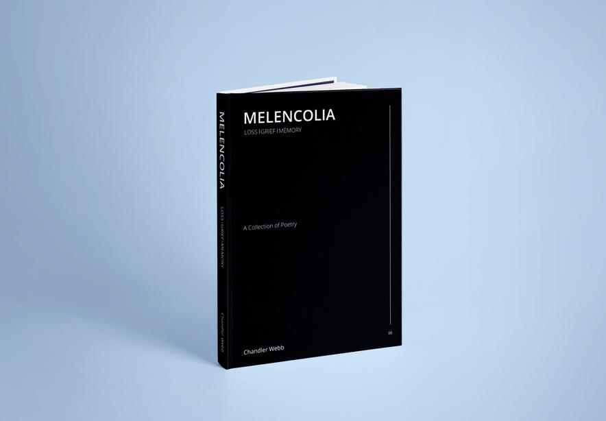 Melencolia Book