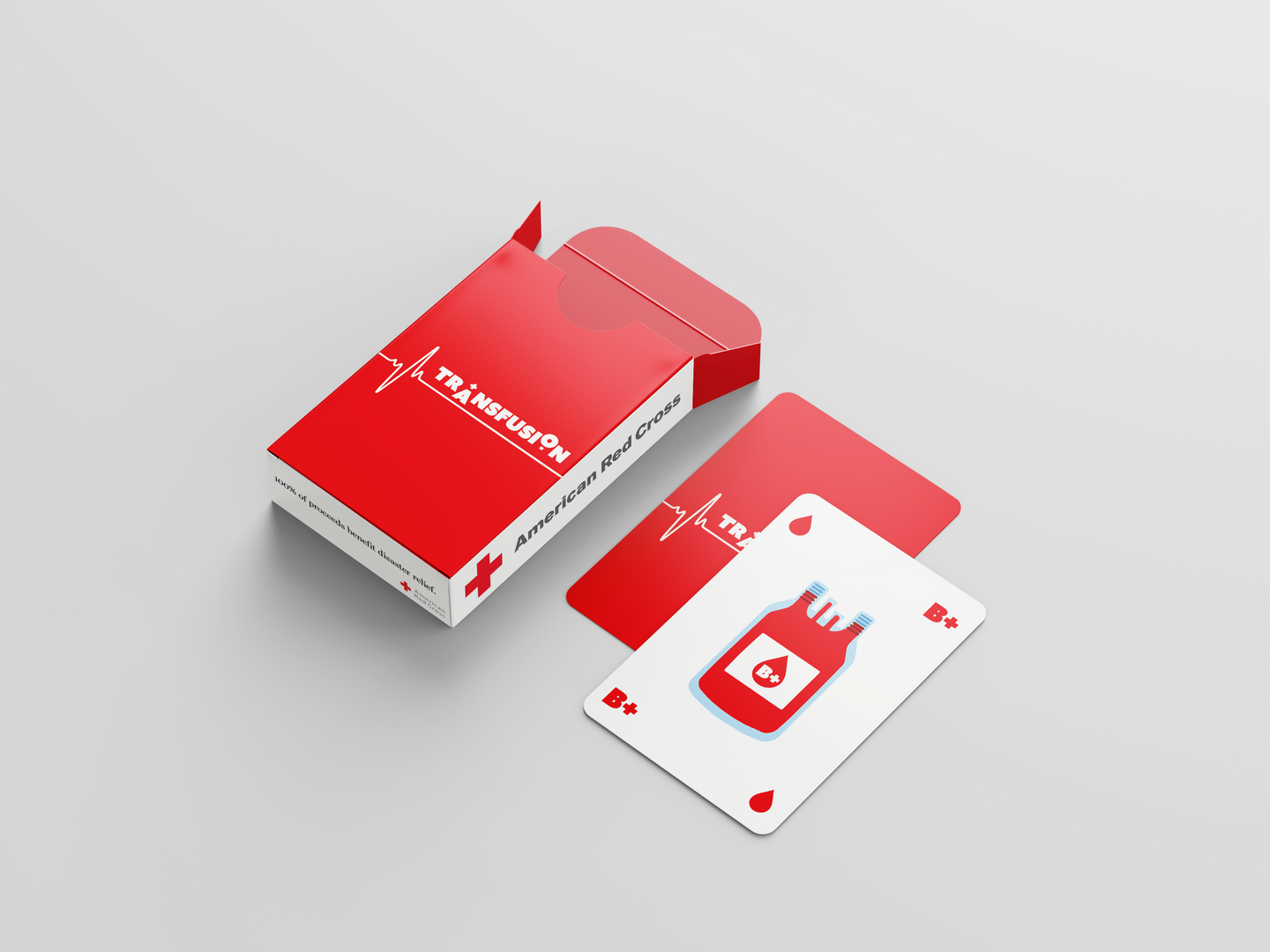 Transfusion - Blood Card Box