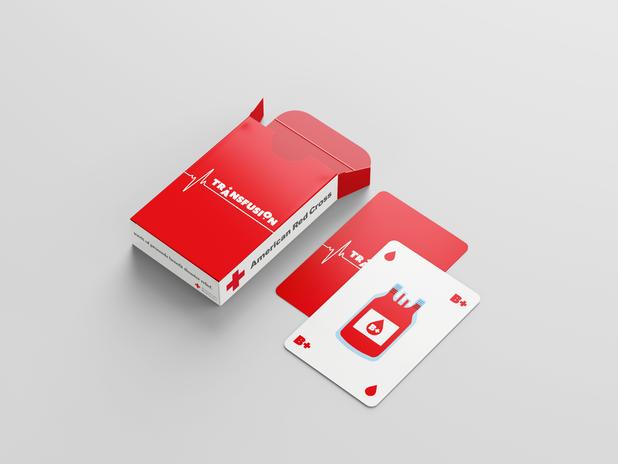 Transfusion - Blood Card Box