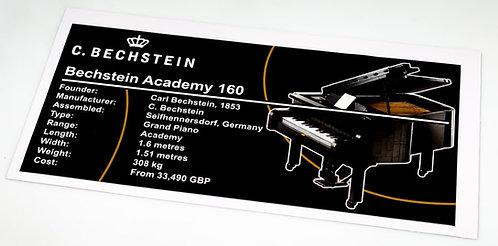 Lego Creator UCS Sticker for Grand Piano 21323