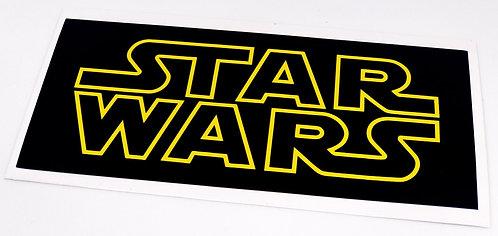 Lego Star Wars UCS Sticker for Star Wars Display
