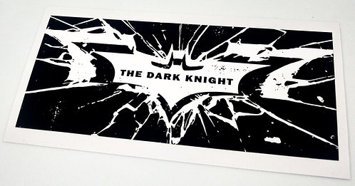 Lego Batman UCS Sticker Dark Knight Logo