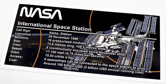 Lego Creator UCS Sticker for International Space Station 21321