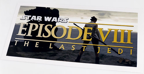 Star Wars Sticker for Episode VIII