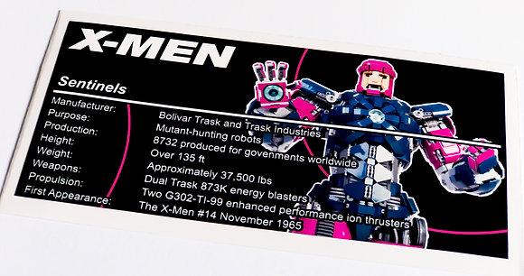 Lego Creator UCS / MOC Sticker for The Sentinels