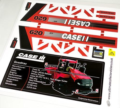 Lego MOC Sticker for Case IH Quadtrac 620