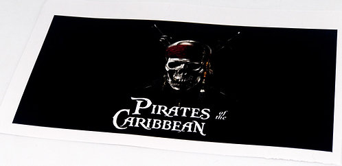 UCS Display Sticker for Pirates of the Caribbean