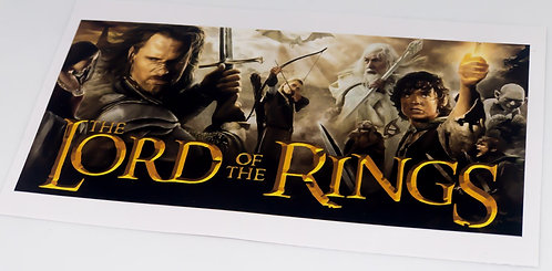 UCS Display Sticker for Lord of the Rings