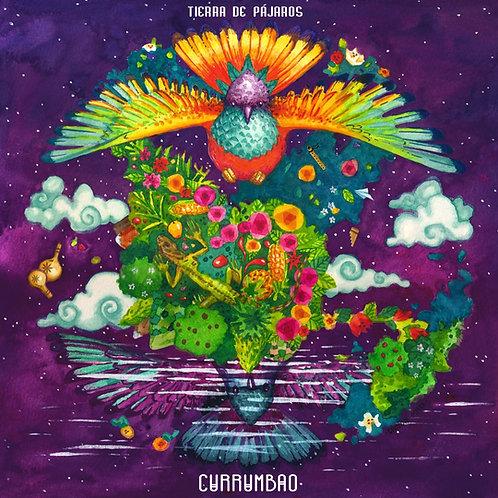 """Poster """"Tierra de Pájaros"""""""