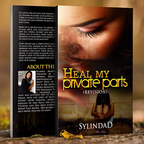 Heal My Private Parts Book (The Revision)