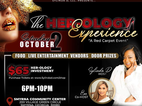 HER-OLOGY Ticket Investment