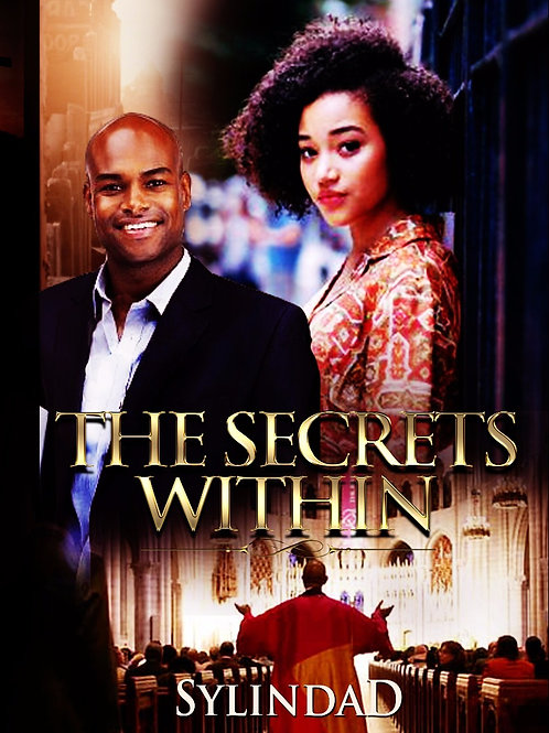 The Secrets Within Book