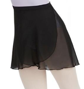 Mondor Wrap Skirt (Pink or Black)