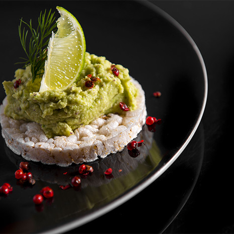 Мексиканская паста гуакамоле