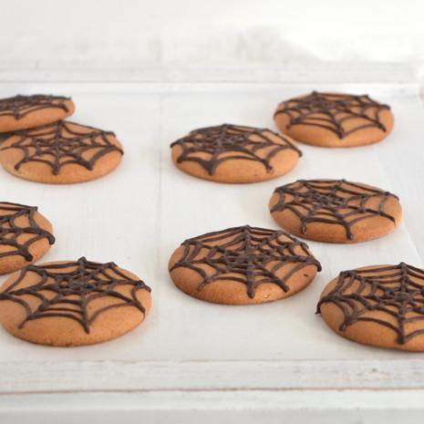 Полбяные печенья с кленовым сиропом