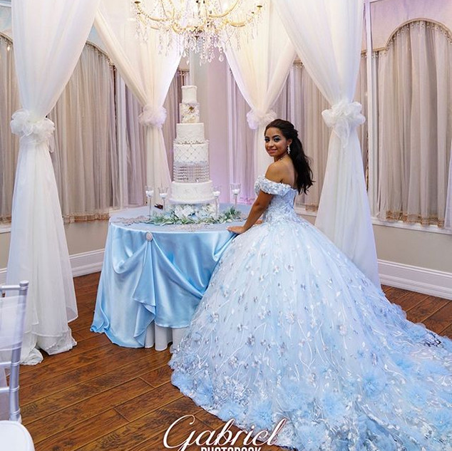 Your babygirl's quinceañera is a very sp