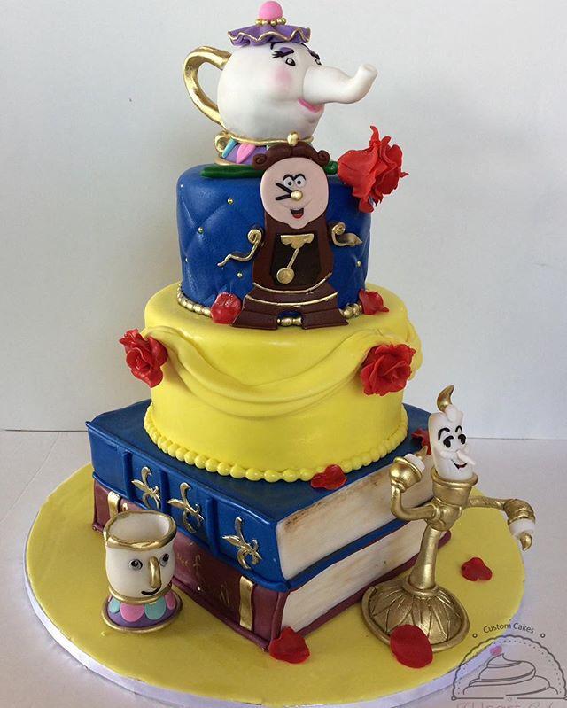 Birthday Cakes in Orlando Fl I Heart Cakes By Yari