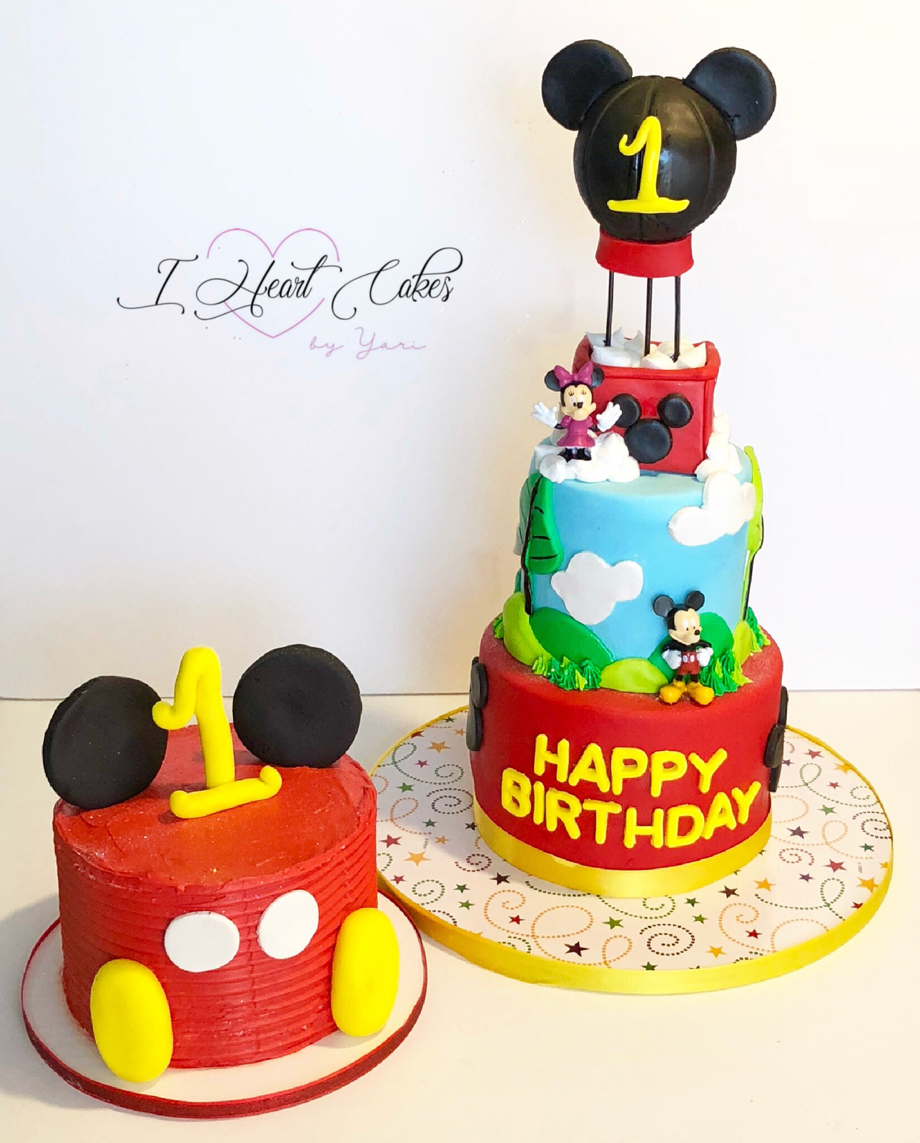 Pleasant Orlando Cakes Personalised Birthday Cards Beptaeletsinfo