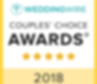 Wedding Wire Couple's Choice Awards 2018
