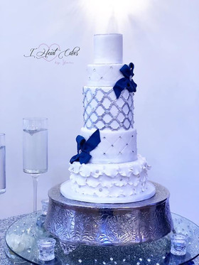 Wedding Cake Orlando Fl