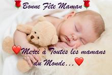 Joyeuse Fête des Mamans