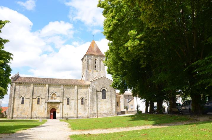 Eglise Saint Pierre Melle