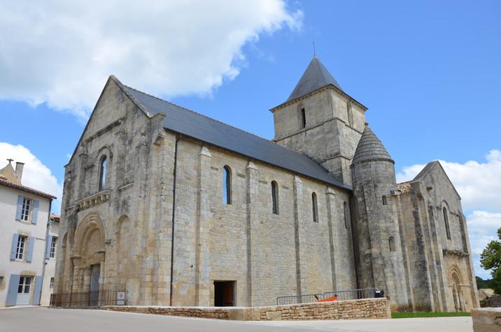 Eglise Saint Savinien Melle