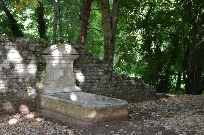 Fontaine Celles sur Belle