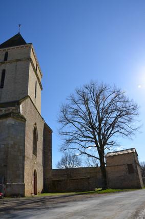 Eglise Saint-Maixent Sainte Soline