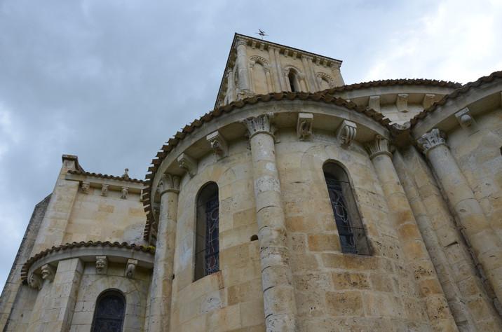 Eglise Saint-Hilaire Melle