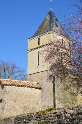 Clocher Eglise Sainte Soline