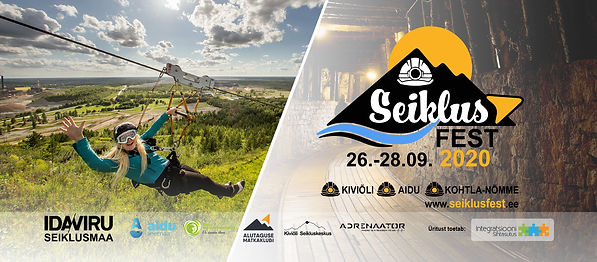 Rohkem infot: www.seiklusfest.ee