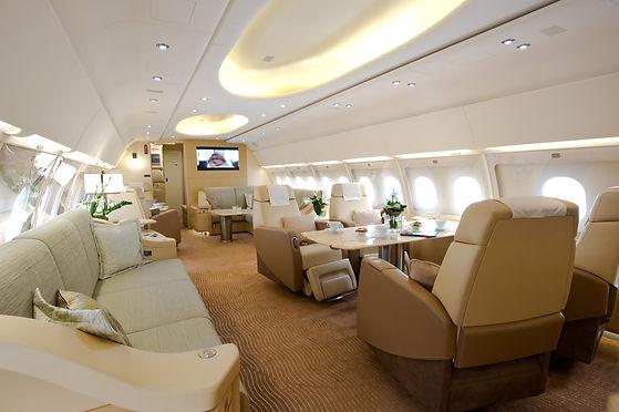 Airbus ACJ Interior