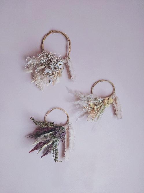 'Keep 'em up' - mini wreath