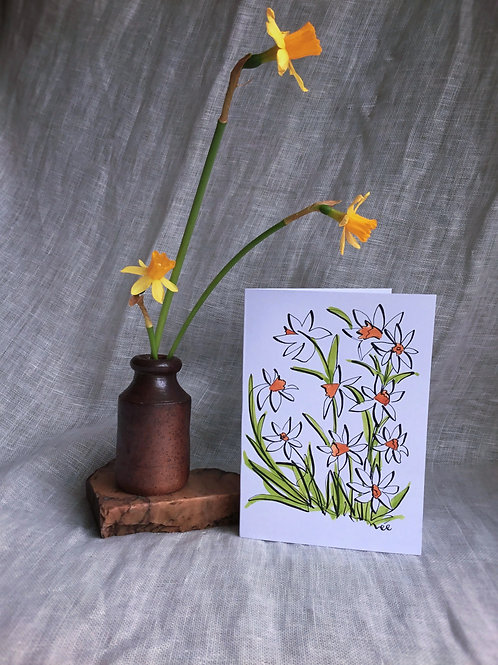 The 'Daffy' - a celebration of Spring