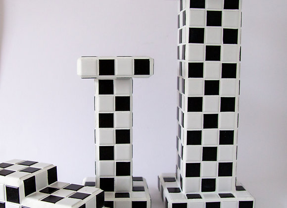 Checkered: Tiled Collection