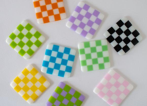 Checker Coaster