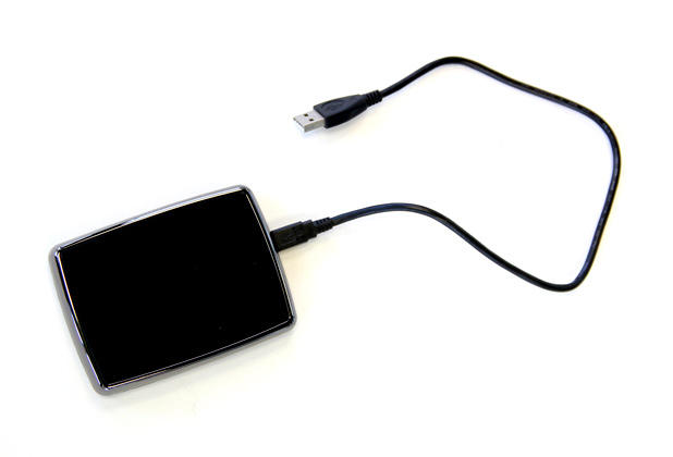 1TB External HDD
