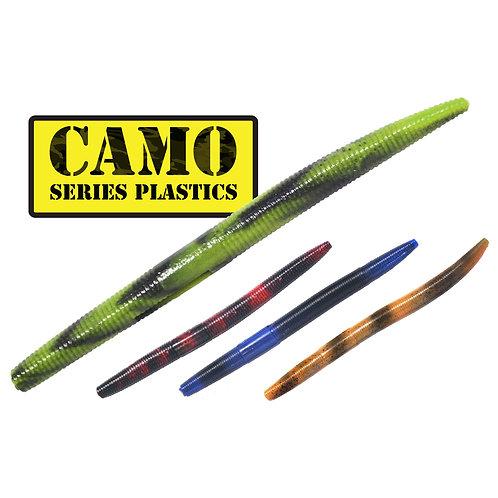 "Camo Stick Worm 5"""
