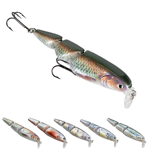 Jointed Crankbait