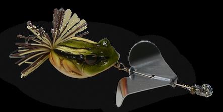 Green Stripe Buzz Frog.png