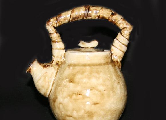 Korean style teapot