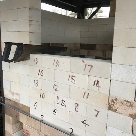 A new kiln is born 4