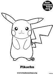 photograph about Pikachu Printable Coloring Pages named Pleasurable Property TOYS Cartoon