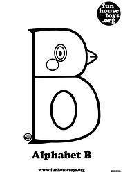 Alphabet B Printable Coloring Page.jpg