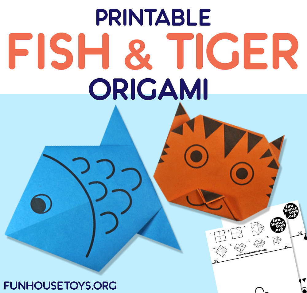 Step By Step Instructions How To Make Origami A Fish. Illustration ... | 954x1000